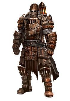 Heavy Armor from Guild Wars 2