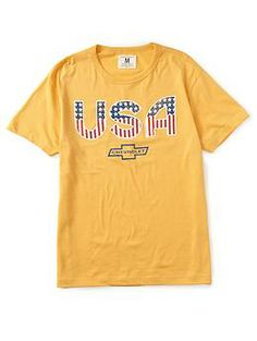 Tailgate Clothing Co. USA Chevrolet Tee Shirt | Piperlime