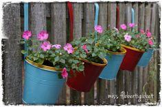 Cute Garden Ideas From My Daughter - Miss Flibbertigibbet