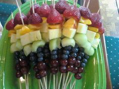 Fun snack for a get together, must do