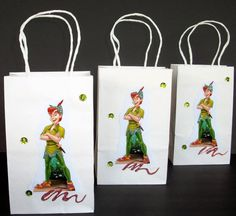 INSPIRED  35pc Disney 18pc Tinkerbell  17pc Peter Pan Birthday