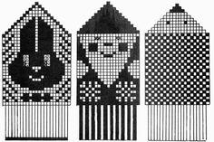 Mustrilaegas: A Kudumine / Knitting Knitting Charts, Knitting Socks, Baby Knitting, Knitting Patterns, Knitted Mittens Pattern, Crochet Mittens, Knit Or Crochet, How To Start Knitting, Double Knitting