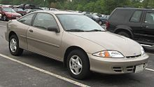 Chevrolet Cavalier - Wikipedia
