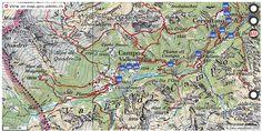 Campo (Vallemaggia) Wanderwege Karte trail http://ift.tt/2tt2bml #infographic #Geomatics