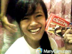 cemilan lezat... choco pie,I Like it