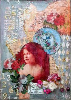 Bastelmania: Memories, roses and trees