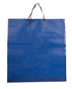Flexi loop carrier bags are a fantastic option for printed plastic carrier bags. These bags can carry more and be printed for maximum exposure.  Flexi loop carrier bags are fashionable and yet practical.