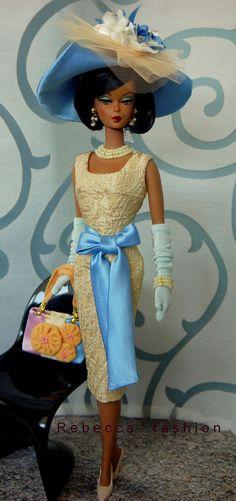 Silkstone Barbie Fashion