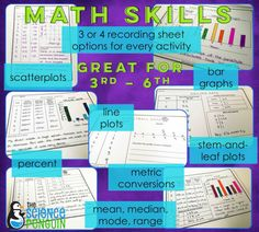 STEM Sports-- Math Skills and Engineering Challenges!