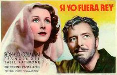 Si yo fuera rey (1938) tt0030265 p