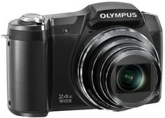 Olympus SZ-16 iHS Review