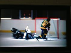 Best Hockey Movie Ever!!! (Besides Slapshot- oh, and Youngblood) <-Ha, Don't judge me!