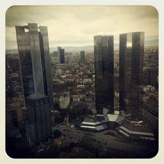 Frankfurt Main-Tower,  38. Stockwerk