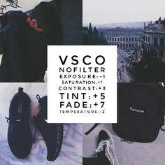 More VSCO pins @hypedTiso Vsco Photography, Photography Filters, Photography Editing, Photography Tips Iphone, Instagram Theme Vsco, Vsco Hacks, Best Vsco Filters, Vsco Themes, Photo Editing Vsco