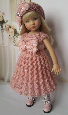 "OOAK Outfit for doll 13"" Dianna Effner Little Darling) #DiannaEffner"