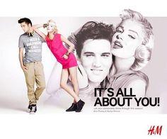 Qué pasaría si Elvis&Marilyn fueran protagonistas de una campaña publicitaria??