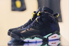 edfff484581528 A First Look at the Upcoming 2014 World Cup Brazil Air Jordan 6 Retro Girls  Sneakers