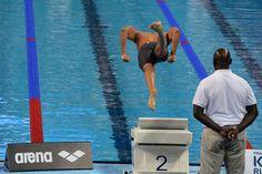 #Doha, Mondiali di #nuoto: la partenza di Gian Mattia D'Alberto nei 25 metri