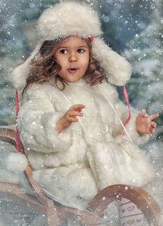 35PHOTO - Родионова Наташенька - Эх снег,снежок...