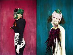 madame peripetie-birds series-1