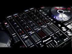 DDJ-SX Serato DJ controller with performance pads Dj Kit, Pioneer Ddj, Digital Dj, Serato Dj, 4 Channel, New Product, Funny Babies, Pranks, Mixer