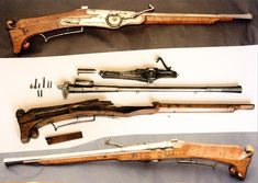 Ethnographic Arms & Armour - Breech loading 1450-1550