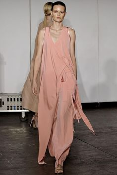 Juan Carlos Obando Spring 2015 Ready-to-Wear - Collection - Gallery - Look 1 - Style.com