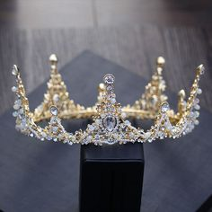 Description Crystal Bridal Tiara Pearl Wedding Crown Rhinestone Wedding Tiara Bridal Hair AccessoryWedding CrownBridal Headpiece Measurement & Details: The height (in the highest part of the diadem) is - Length of the decorative part - ♥PRODUCTION TIME: Bridal Jewelry Sets, Bridal Hair Accessories, Wedding Jewelry, Jewelry Accessories, Bridal Crown, Bridal Tiara, Headpiece Wedding, Wedding Veils, Wedding Hair