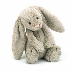 Jellycat Beige Bashful Bunny - Soft Baby Toy | Haggus and Stookles