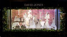 David Jones Christmas window 2015.