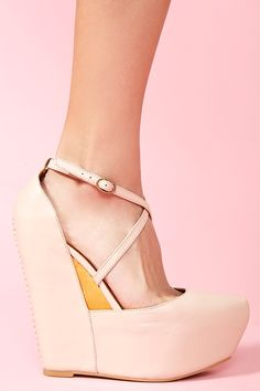 Platform Wedge #shoes