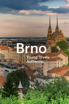 There is no other city in the Czech Republic that is developing as fast as Brno. The Capital of Moravia has found a unique style in recent years: it's a young and vibrant city, authentic and unforgettable. Ely, Estonia Travel, Usa Tumblr, Beautiful Castles, Europe Destinations, Holiday Destinations, Croatia Travel, Travel Usa, Travel Europe