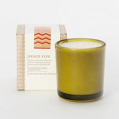 Woodsy Candle.
