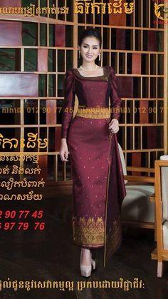 occassion dresses in cambodia 2018