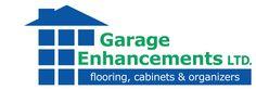 Thanks to Lawrence and his crew at Garage Enhancements Ltd! Dog Show, Garage, Thankful, Organization, Flooring, Friends, Drive Way, Getting Organized, Organisation