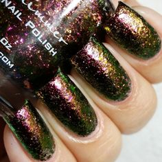 KBShimmer Nail Polish in Take the Punny and Run Swatch