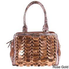 a5e1842fad Nicole Lee 'Grechen' Circular Chained Hobo Bag White Shoulder Bags,  Shoulder Strap Bag