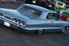 Impala Lowrider | POST ALL 63 IMPALA'S - Page 49