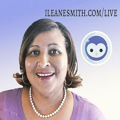 They call me Super Blabber, Queen of Blab, Baroness of Blab, Blab Godmother, and a whole bunch of other things that I'd rather not mention. Watch my Blab replays at http://ileanesmith.com/live