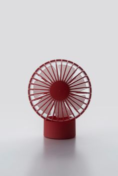 O-Fan, the latest USB powered mini fan by is the spearhead of the company's minimalistic design discipline. It sits freely on a saddle crafted to accommodate any desired wind direction and, O-Fan Wind Direction, Portable Fan, Electric Fan, Electronic Gifts, Minimal Design, Electronic Workbench, Form, Industrial Design, Home Appliances