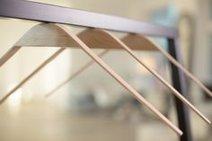 The Cliq hangers from Flow Design
