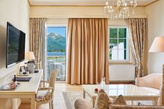 Suite Kaiser Franz Josef Rooms, Curtains, Home Decor, Double Room, Homes, House, Bedrooms, Blinds, Decoration Home