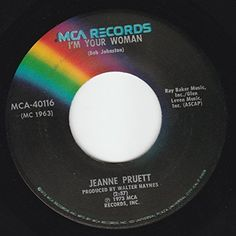 "45vinylrecord I'm Your Woman/Your Memory's Comin On (7""/45 rpm) MCA http://www.amazon.com/dp/B00N40EF18/ref=cm_sw_r_pi_dp_zeMDvb1E7XBVQ"