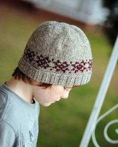 Asheboro Hat by Mandy Powers