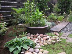 Stone Garden Paths, Garden Stones, Plants, Stones For Garden, Plant, Planets