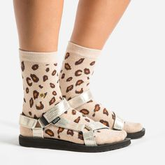 Women's Socks and Sandals Socks And Sandals, Shoes Sandals, Gladiator Sandals, Leather Sandals, Clogs, Rose Gold Sandals, Hiking Sandals, Cute Shoes, Wedding Shoes