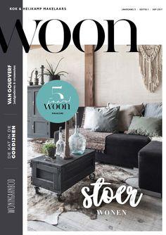 Cover WOON editie 1, jaargang 5