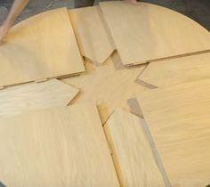 Découvrez une table ronde extensible au fonctionnement aussi simple que brillant.