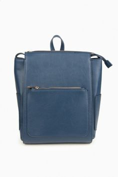 Madison Backpack in Navy