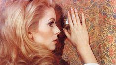 Referenced in beauty more than any other film, 'Belle de Jour', & its star French actress Catherine Deneuve, still inspires 'Runway Hair' & Beauty now. Jean Sorel, Michel Piccoli, Gena Rowlands, Luis Bunuel, Faye Dunaway, French Actress, Roger Vivier, Sophia Loren, Belle De Jour